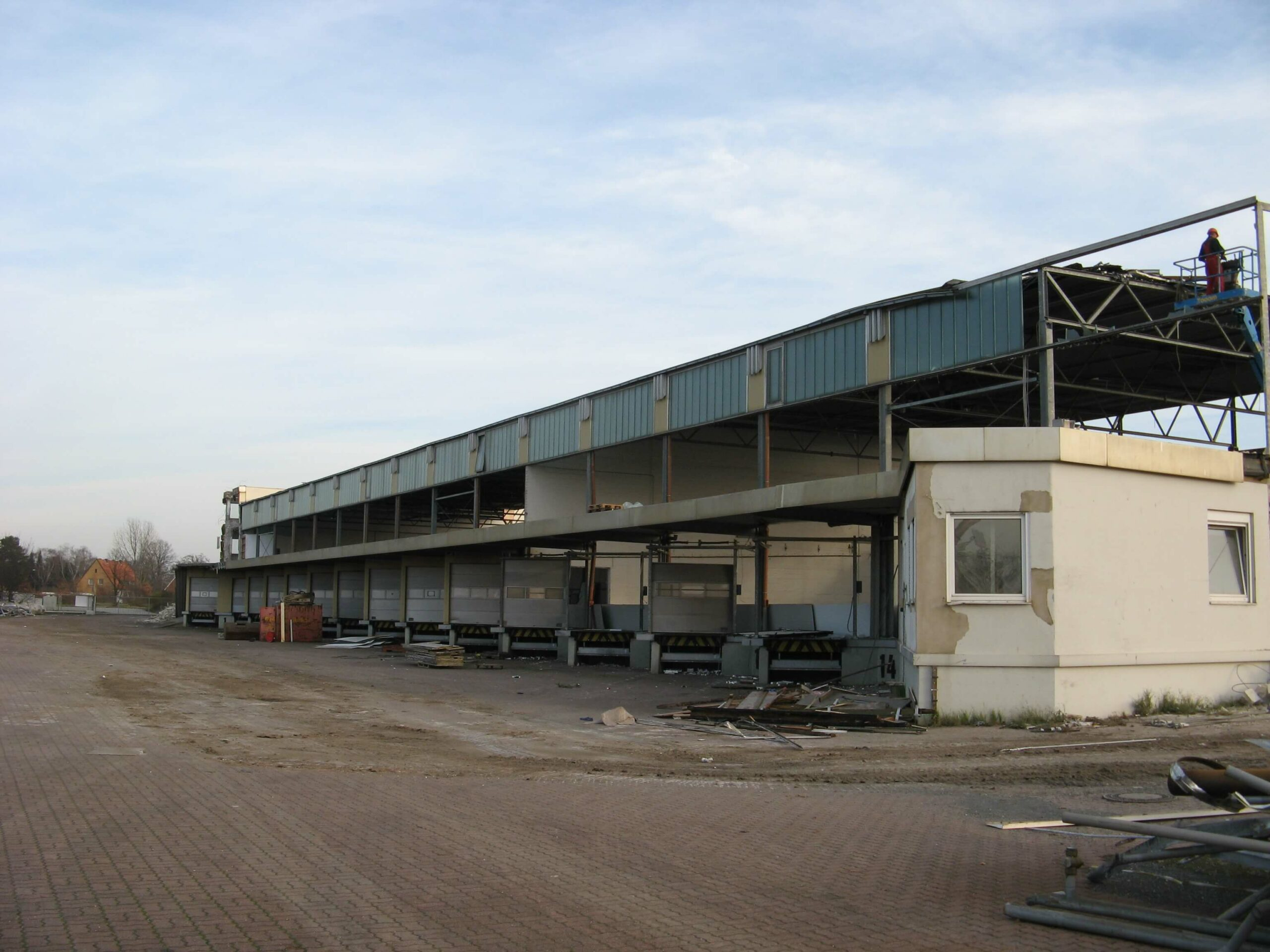 Abbruch Tute Hannover 1.12.06 016
